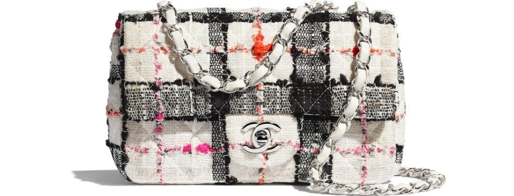 sac CHANEL 11.12 collection printemps-été 2020 Esprit de Gabrielle espritdegabrielle.com
