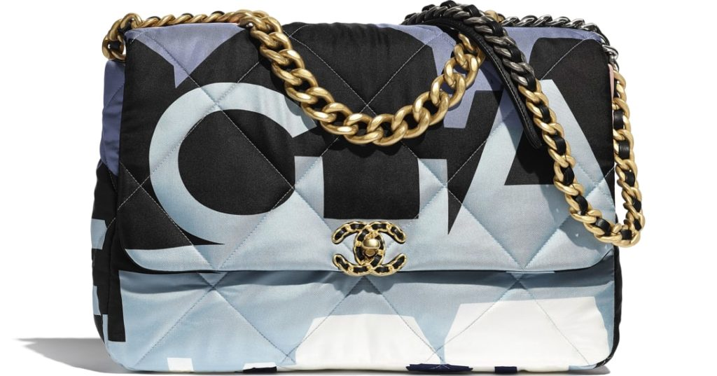 sac CHANEL 11.12 collection printemps-été 2020 Esprit de Gabrielle espritdegabrielle.com