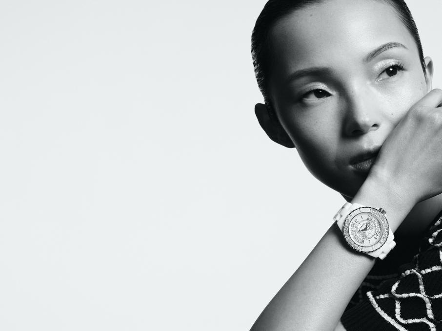J12 20 CHANEL Horlogerie campagne digitale Esprit de Gabrielle espritdegabrielle.com