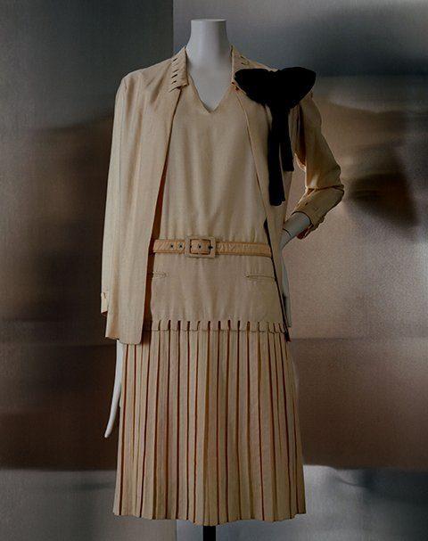 GABRIELLE CHANEL, MANIFESTE DE MODE Palais Galliera Esprit de Gabrielle espritdegabrielle.com