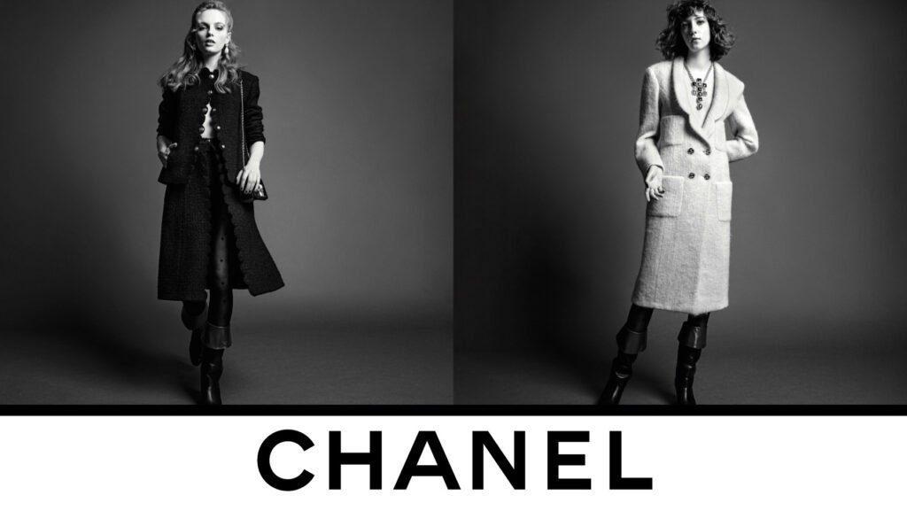 CHANEL collection prêt-à-porter automne-hiver 2020-21 Esprit de Gabrielle espritdegabrielle.com