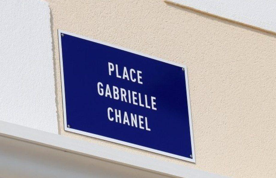 Deauville place Gabrielle Chanel Esprit de Gabrielle espritdegabrielle.com