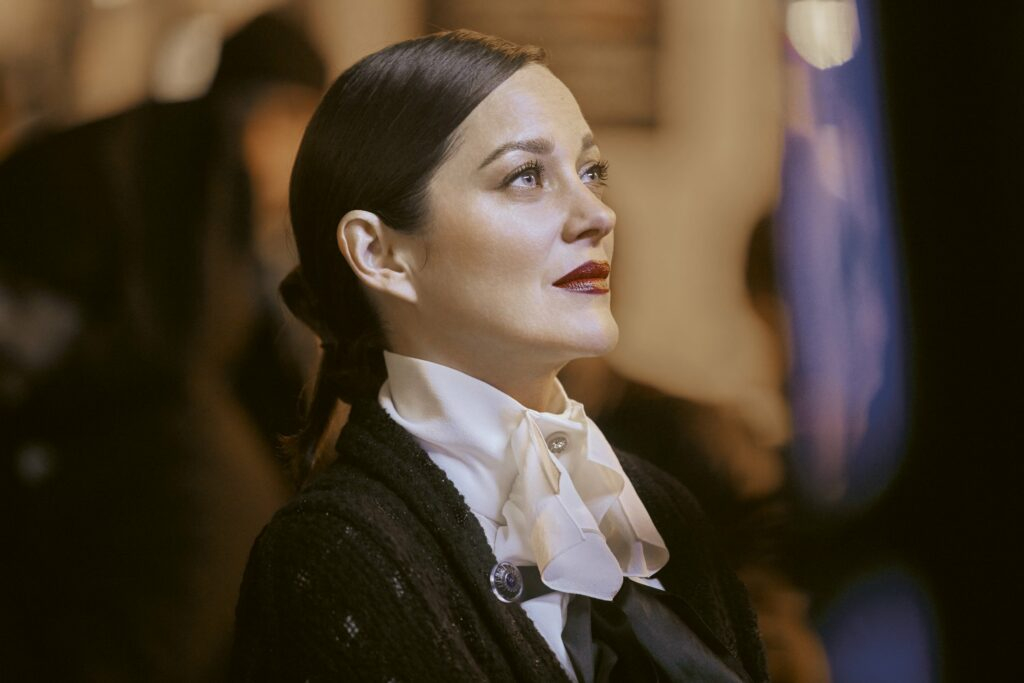CHANEL N°5 Marion Cotillard Esprit de Gabrielle espritdegabrielle.com