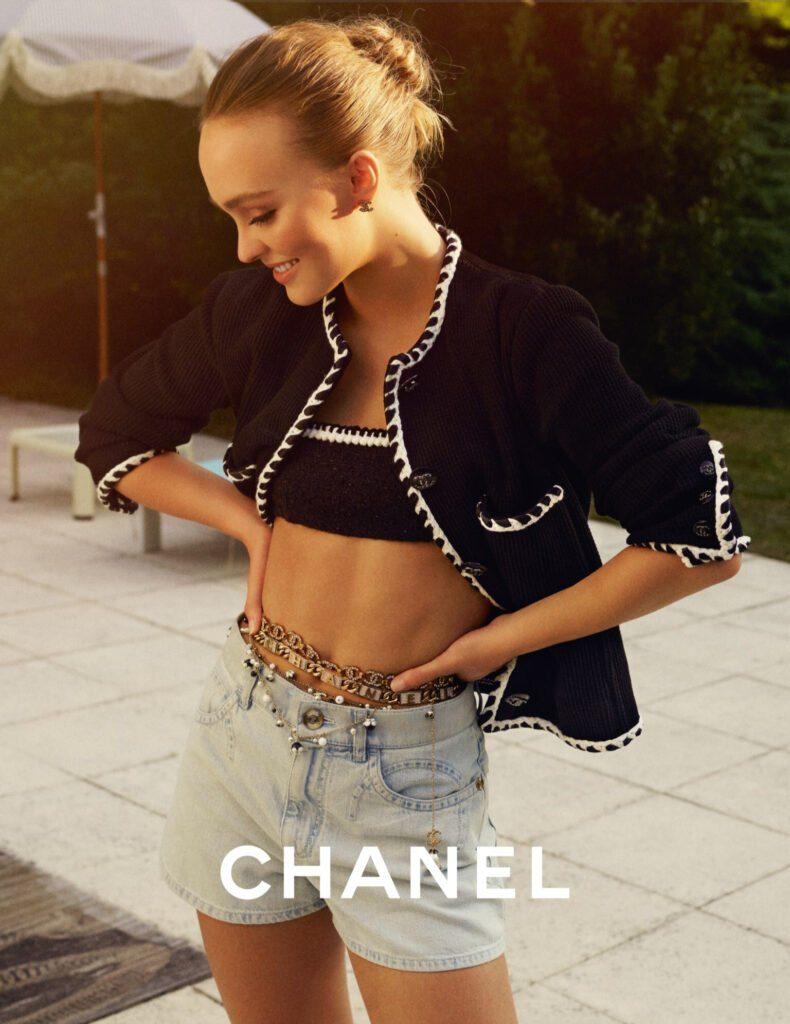 CAMPAGNE CHANEL CROISIÈRE 2020-21 Esprit de Gabrielle espritdegabrielle.com