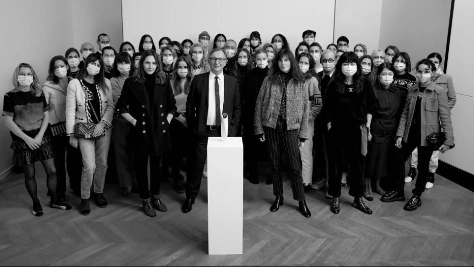British Fashion Awards 2020 CHANEL Esprit de Gabrielle espritdegabrielle.com