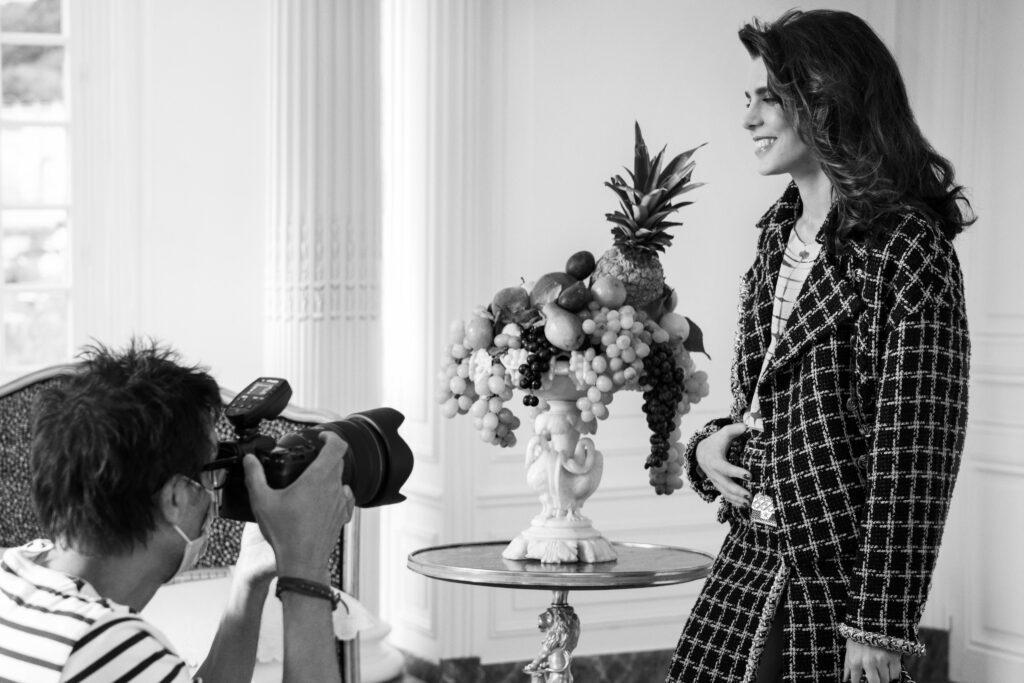 CHARLOTTE CASIRAGHI ambassadrice Chanel Esprit de Gabrielle espritdegabrielle.com