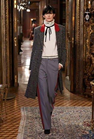 Stella Tennant CHANEL Métiers d'art 2014-15 Paris Salzburg Esprit de Gabrielle espritdegabrielle.com