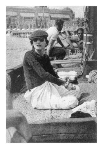 Gabrielle Chanel à Venise Esprit de Gabrielle espritdegabrielle.com