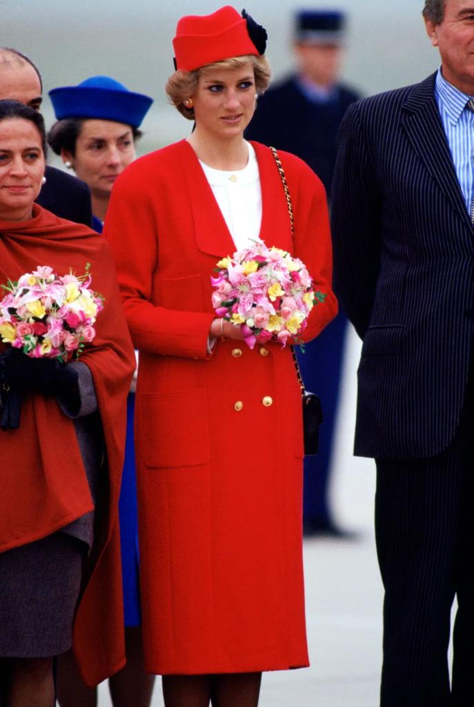 Lady Diana Princesse de Galles Esprit de Gabrielle espritdegabrielle.com
