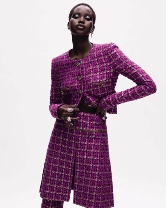 CHANEL Haute Couture automne-hiver 2020-21 Esprit de Gabrielle espritdegabrielle.com