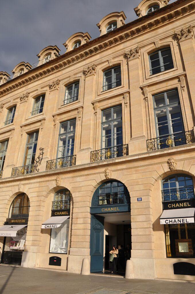 Hôtel Duché des Tournelles 18 place Vendôme Esprit de Gabrielle espritdegabrielle.com