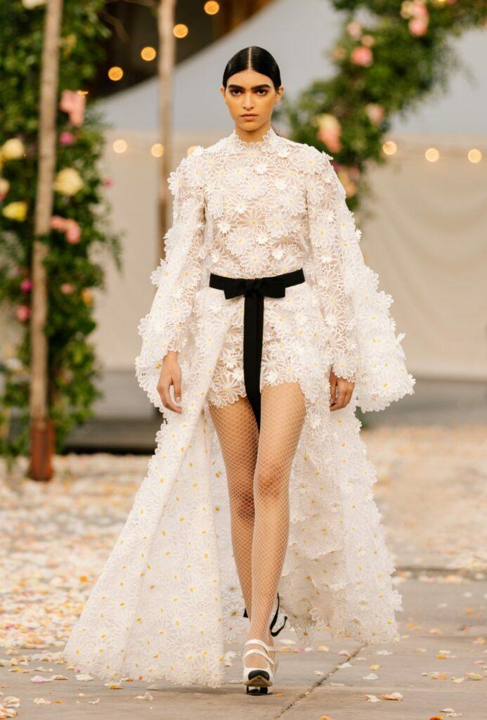 CHANEL Haute Couture printemps-été 2021 Esprit de Gabrielle espritdegabrielle.com