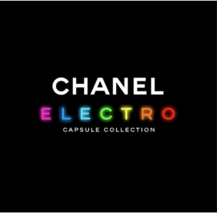 CHANEL CAPSULE MONTREJ12 ELECTRO Esprit de Gabrielle espritdegabrielle.com