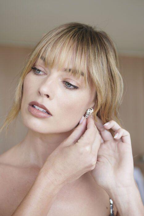 Margot Robbie CHANEL Oscars 2021 Esprit de Gabrielle espritdegabrielle.com